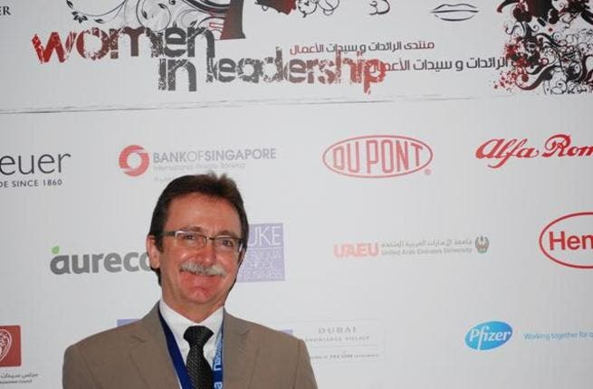 Barry James, Regional Director, DuPont, Turkey, Central Asia, Black Sea States, Middle East and North Africa