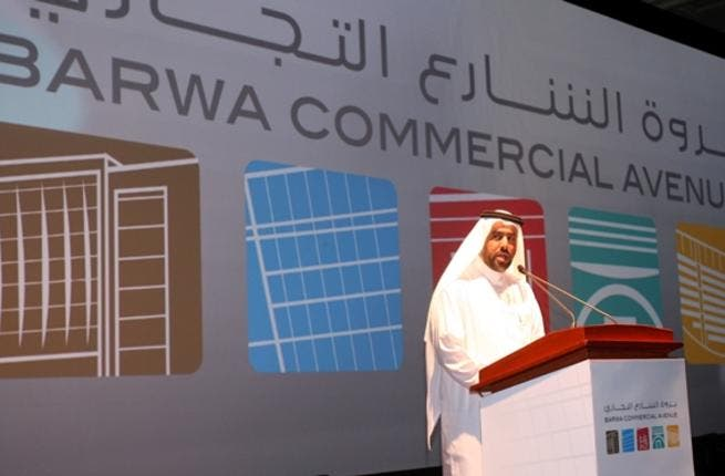 Ghanem Bin Saad Al Saad, Chairman of Barwa