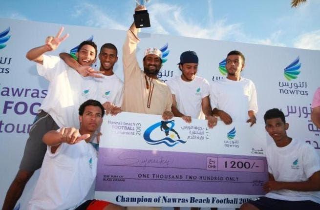 Beach Football Tournament