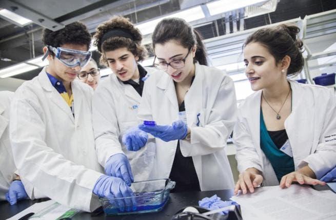 Carnegie Mellon students