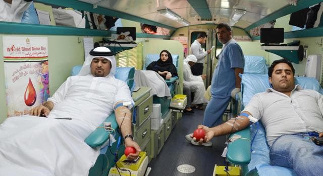 Blood Donation at DSO
