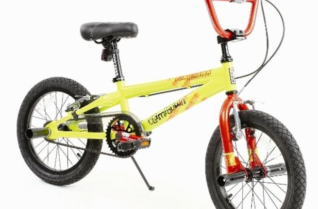 Kids can also choose from a range of bicycles which are exclusive to the UAE including Razor, Tony Hawk and Harley Davidson and classic favourites such as Hot Wheels, Barbie, Disney princess and Disney Cars