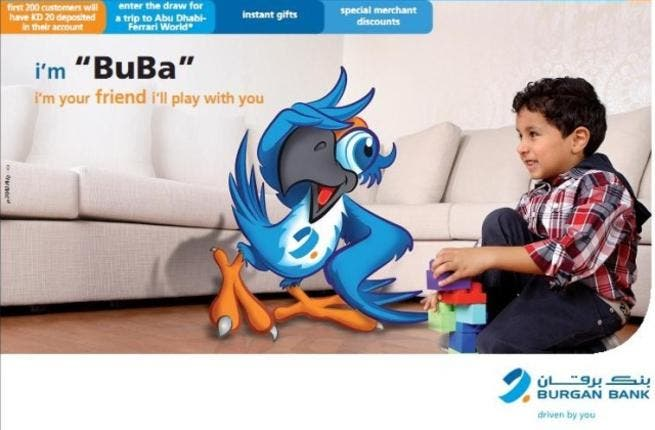BuBa Account Ad.