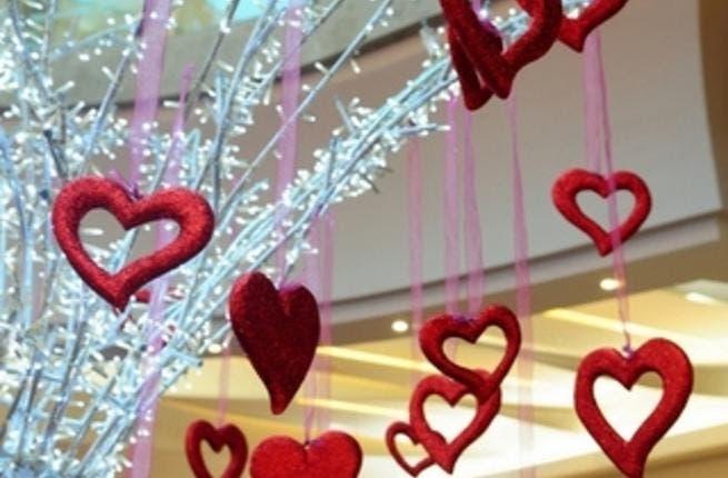 BurJuman Valentine's day