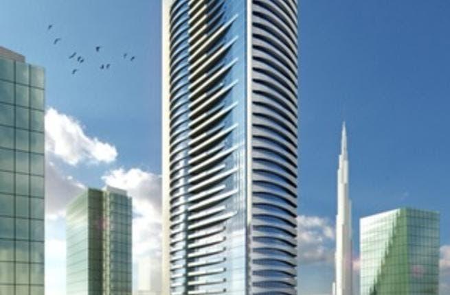 Burjside Terrace, Dubai Under construction
