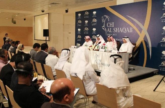 CHI AL SHAQAB 2013 press conference