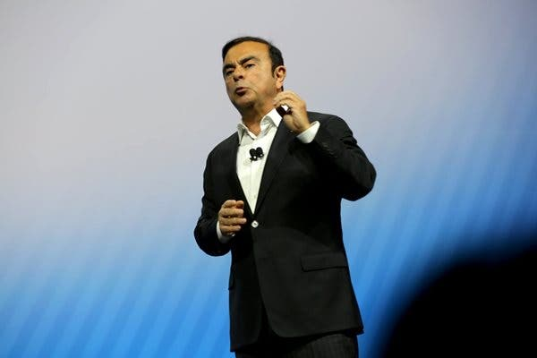 الرئيس التنفيذي لـ  نيسان  يكشف عن تقنيات مبتكرة وشراكات واعدة خلال  معرض الإلكترونيات الاستهلاكية  في لاس فيغاس