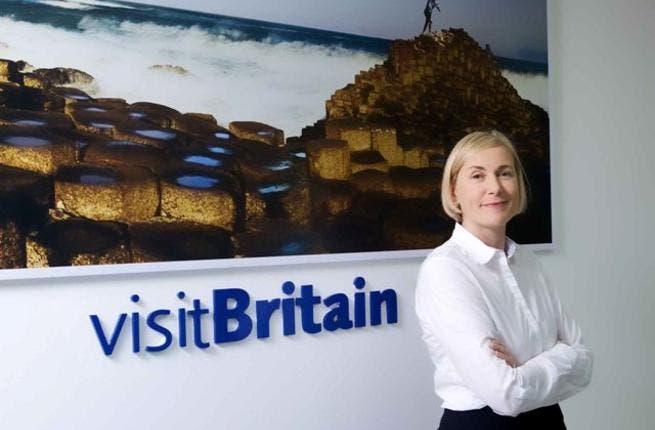 Carol Maddison, UAE Manager, VisitBritain