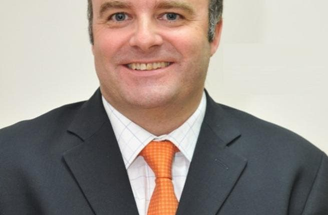Chris Moore, newly appointed Regional Sales Director, Middle East at Blue Coat Systems