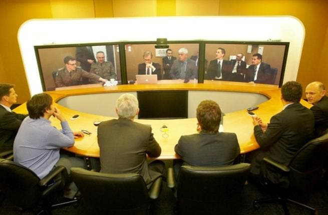 All shortlisted finalists and winners participated in an awards ceremony hosted via Cisco TelePresence