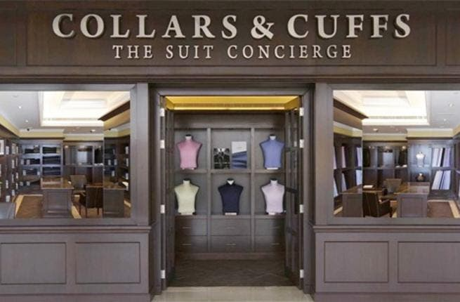 Collars and Cuffs at Sunset Mall