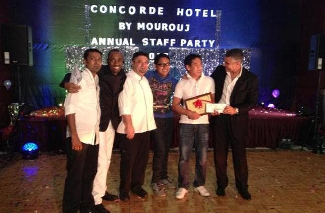 Concorde Annual Staff Party