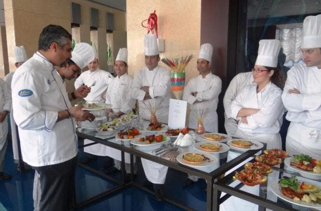 Concorde Culinary Competition