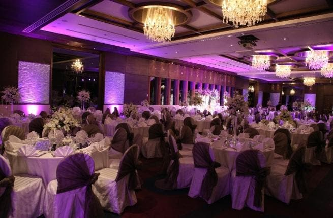Crowne Plaza Amman the perfect venue for weddings