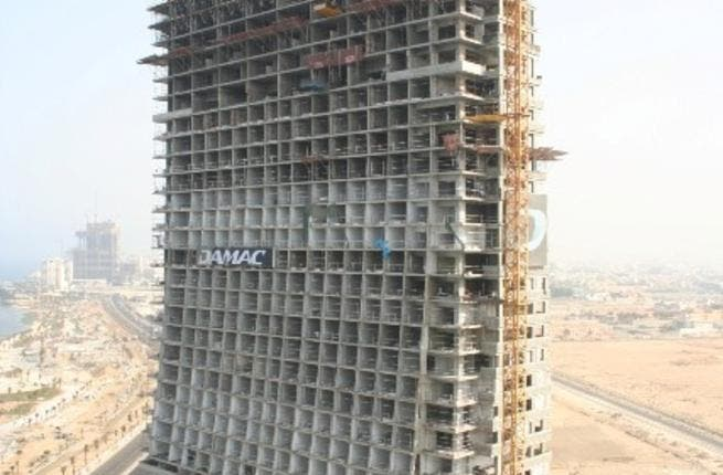 DAMAC Properties reaches 28th floor of Iconic Jeddah Project