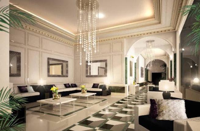 DAMAC Towers interiors