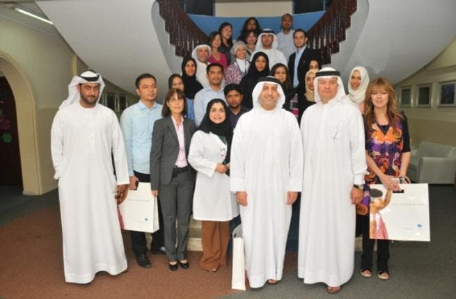 DPG Delegation at the Autism Center