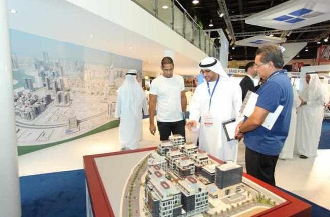 DPG Stand at Cityscape