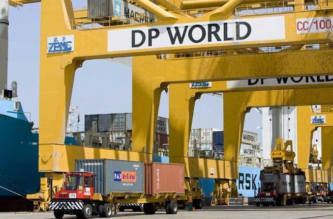 DP World port service