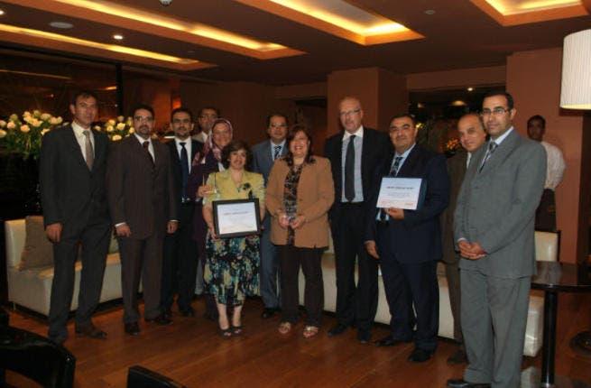 Crédit Agricole Egypt team