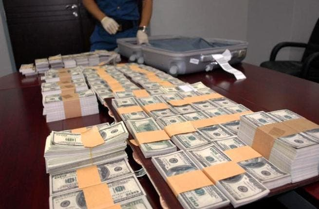 counterfeit 804 thousand dollars seized by Dubai Customs