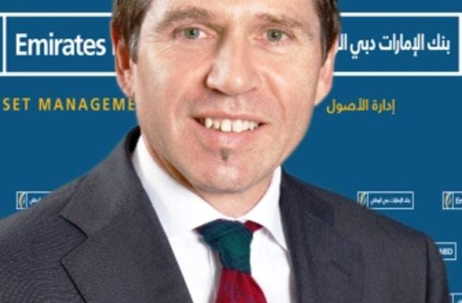 Deon Vernooy, Senior Executive Officer, Emirates NBD Asset Management