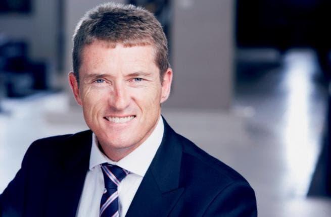 Brett Dawson, CEO of Dimension Data
