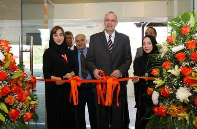 Douglas Beckett, Head of Retail Banking Group, inaugurates branch