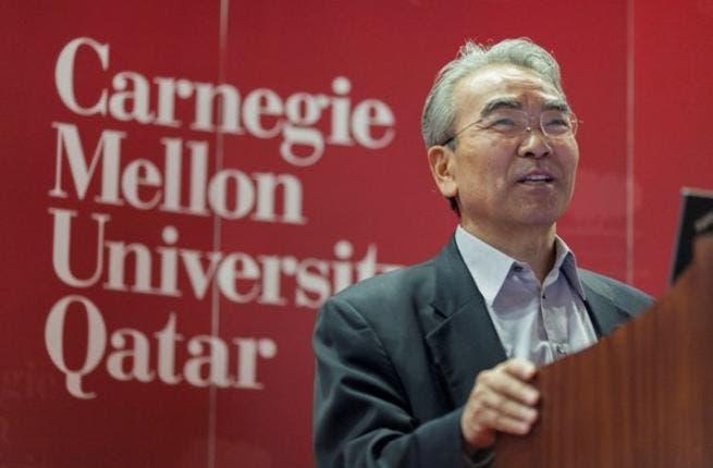 Takeo Kanade, the U.A. and Helen Whitaker University Professor at Carnegie Mellon