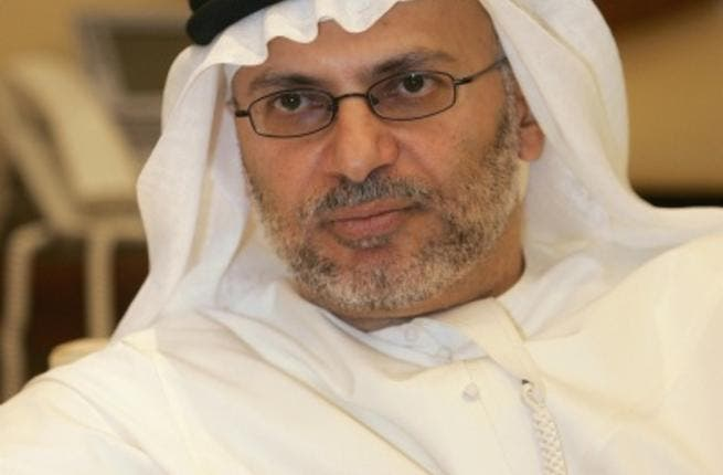 Anwar Mohammed Gargash, Minister of State for Foreign Affairs, UAE
