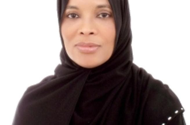 Dr. Ayesha Abdullah, Managing Director of the Sciences Cluster, TECOM Investments