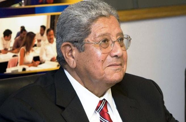 Dr. Omar Hefni, UD president