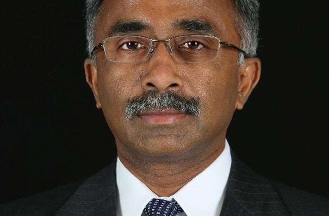 Dr. Thomas Zacharia, Executive Vice President of Research and Development, Qatar Foundation