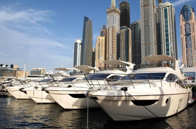 Middle East residents own a third of the world's largest superyachts