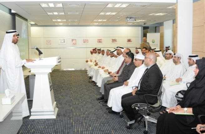 During the launching of the mentoring programme