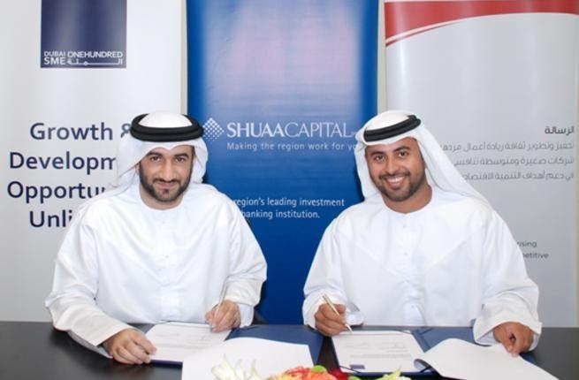 During signing the memorandum