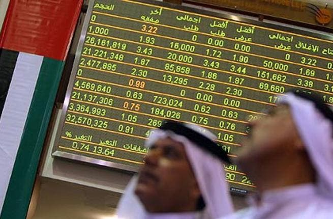 The Syrian crisis had roiled the markets, with Dubai witnessing a decline of 7.9 per cent this month until yesterday's surge