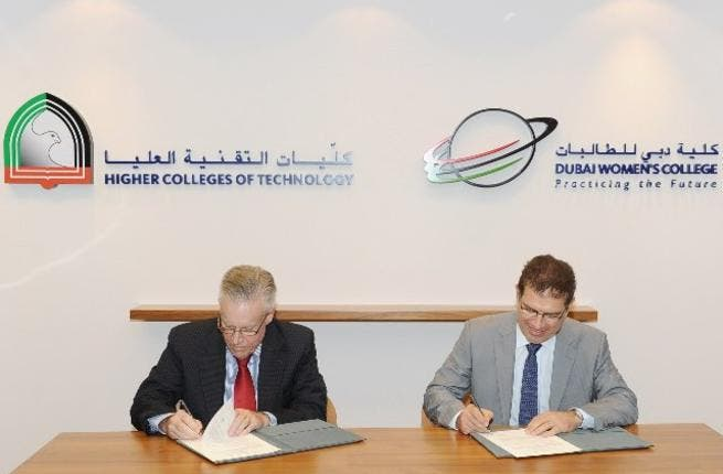 Signing the MOU