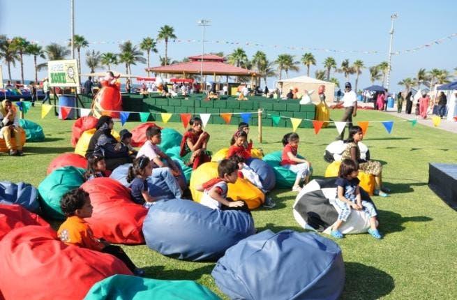 Dubal 13th Family Day at Jebel Ali site