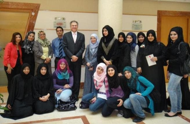 Company offers insight to architectural students of ALHOSN University on creating sustainable structures