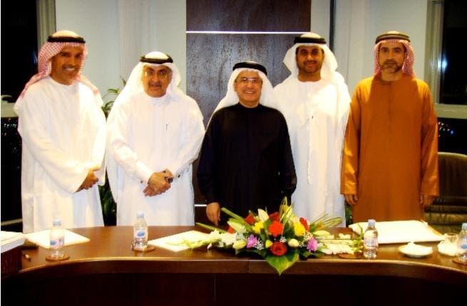 Annual board meeting for RAK Properties