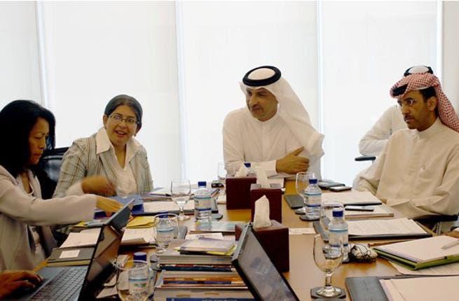 During the meeting between CDA and UNESCO