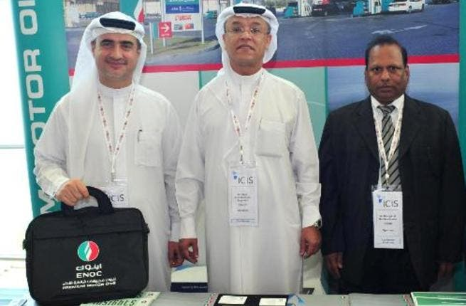 ELOMP at the Middle East Base Oils Lubricants