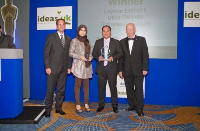 EMAL wins at Ideas Uk