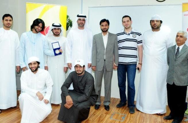 EMGAS safety campaign at University of Dubai