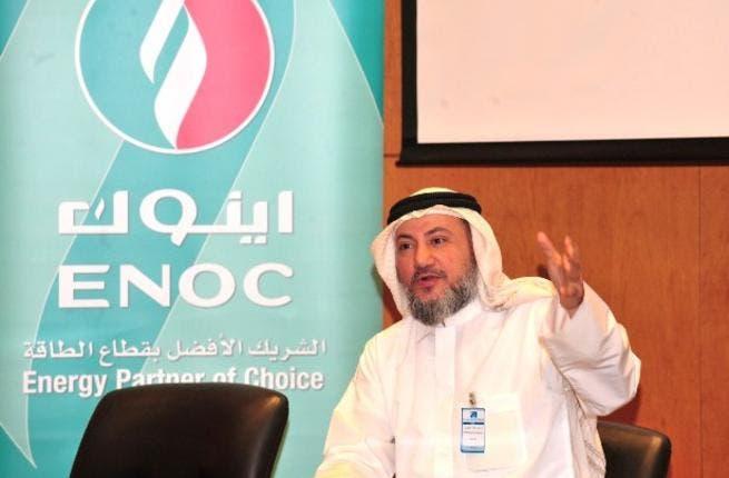 Dr. Mohammed Aiada Alkubaisi, Islamic scholar at ENOC's final Ramadan lecture
