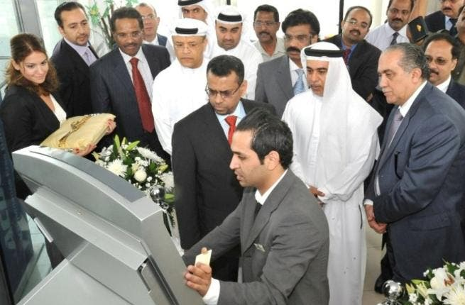 ENOC hosts the first-ever 'Insurance ATMs'