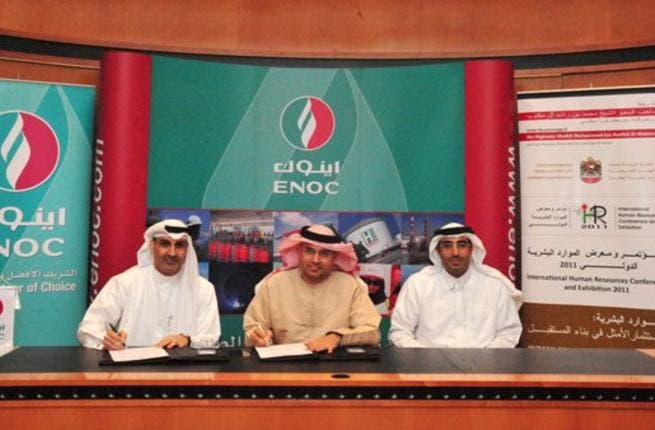 ENOC, main sponsor of IHRC 2011