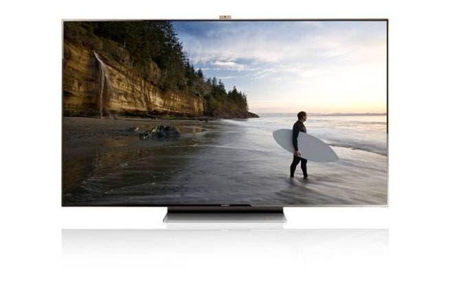 55-inch ES9500 OLED TV