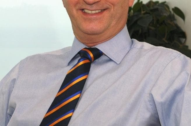 Eduardo Eguren, Burgan Bank Group's Chief Executive Officer